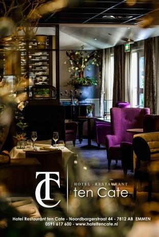 Advertentie Hotel ten Cate