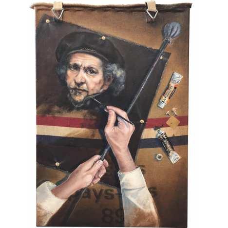 Rembrandt door Ingo Leth
